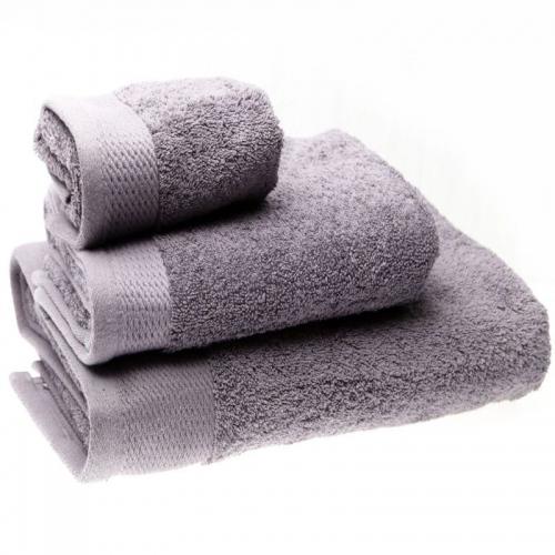 Сива хавлиена кърпа 380гр. в 3 размера