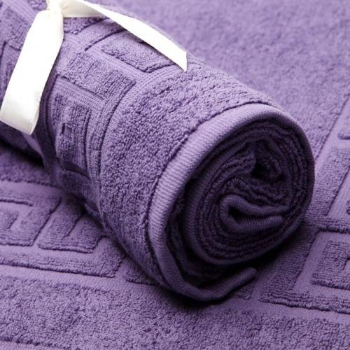 Светло лилаво килимче за баня 600гр | Cama mia