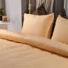 Спален комплект памучен сатен Оранжев