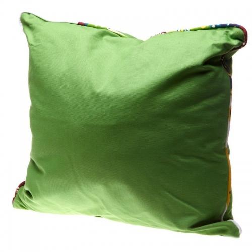 Декоративна възгл. Зелено