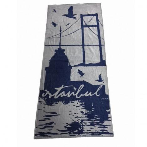 Плажна кърпа Истанбул