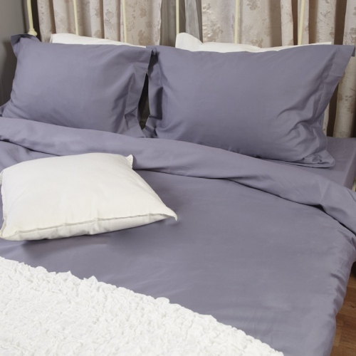 Спален комплект Тъмно сиво