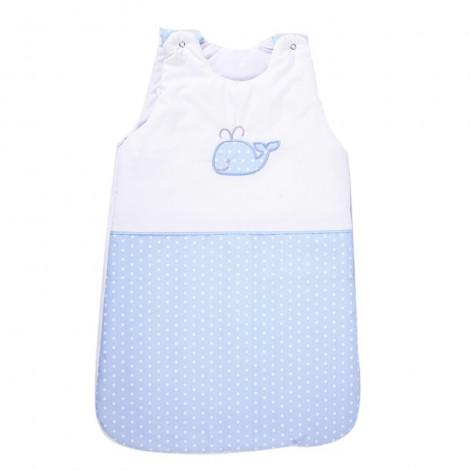 Зимно спално чувалче Сини точки - 2 размера| Cama mia
