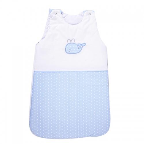 Зимно спално чувалче Сини точки - 2 размера  Cama mia