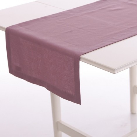Луксозен Тишлайфер със съдържание на лен цвят Лилаво| Cama mia
