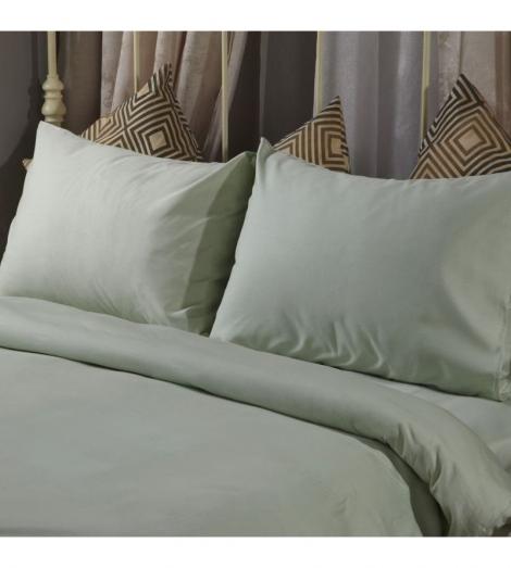 Спален комплект Поликотън Зелен с ластик | Cama mia