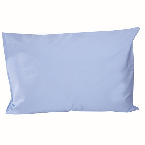 Калъфки перкал св. синьо - два размера