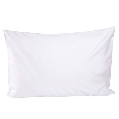 2 бр Калъфки 50x70 см Бял Перкал | Cama mia