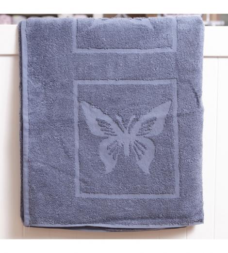 Детска кърпа Тъмно синя Пеперуда | Cama mia
