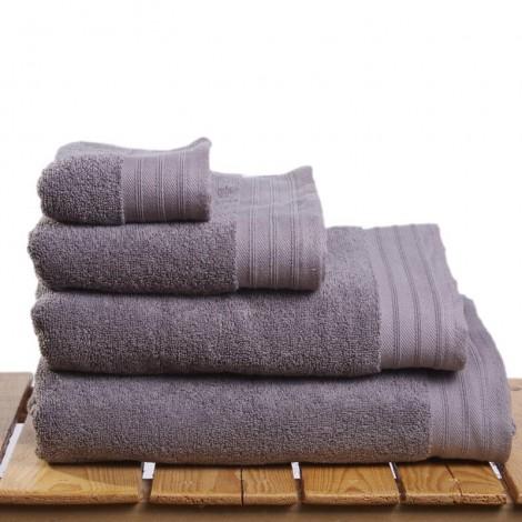 Хавл. кърпа 550 гр. Тъмно сиво - 4 размера