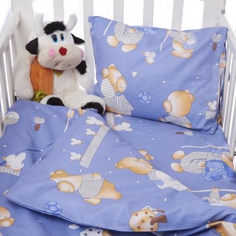 Бебешки сп.к-кт 3 части Детски мечета | Cama mia