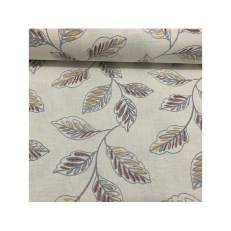 Завеса / дамаска с листа 051850