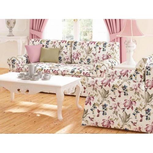 Завеса / дамаска флорални мотиви 160145