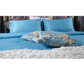 Спално бельо от памучен сатен за прохладни и спокойни нощи